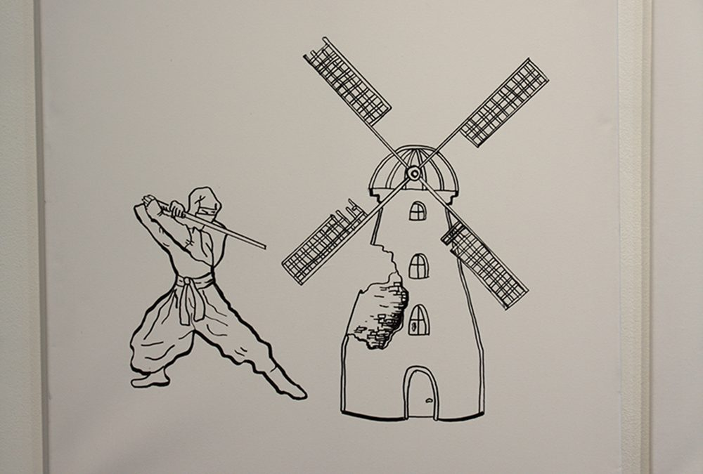 Tilting at Windmills 2013