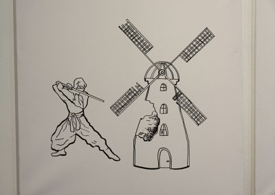 Tilting at Windmills 1