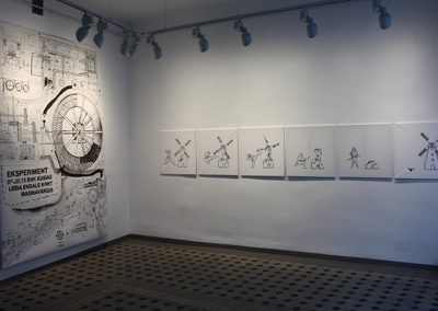 Tilting at Windmills @ Draakon gallery