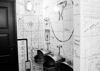 Pööbel interior toilet
