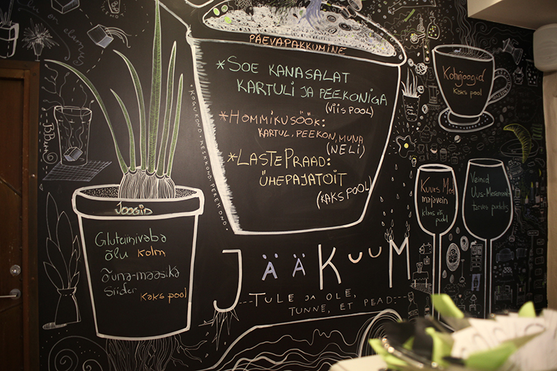 Design work at Jääkuum