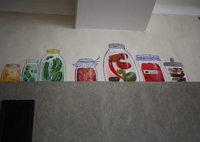 jääkuum jars painting