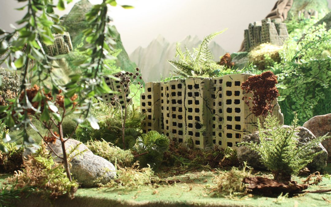 Ruinenlust: Lasnamägi at Hobusepea Gallery 25.11-14.12.2020
